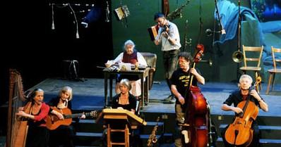 Fein sein, beinander bleiben - Münchner Kammerspiele