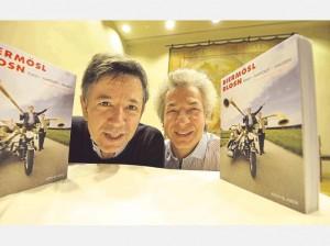 """Buchvorstellung Christoph und Michael Well """"Biermösl Blosn - Tokio Kapstadt Hausen"""""""