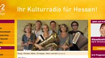 CD-Tipp auf hr2-Kultur