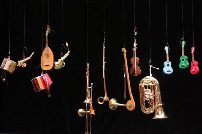 Bühnenbild Kammerspiele